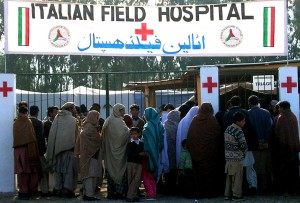 PAKISTAN 2005 Italian Field Hospital